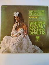 New listing Herb Alpert's Tijuana Brass – Whipped Cream & Other Delights - A&M LP110