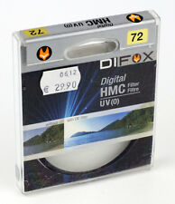 DIFOX Sperrfilter FILTER UV (0) HMC DIGITAL 72mm M72 Schraubfassung (O4076