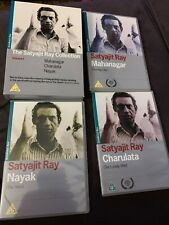 The Satyajit Ray Collection Vol 1 LN PAL Classic 3-DVD See Description