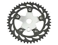 Lowrider Twisted Steel Sprocket 1//2 X 1//8 44t Chrome 137890 NEW ORIGINAL