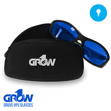 Grow1 GRUVE HPS Glasses Grow Room Ultra Violet Eliminators BULK SAVE BAY HYDRO !
