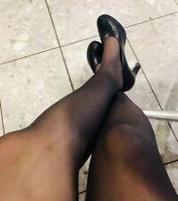 Worn/used ex Flight attendant stockings (or socks) 1 pr FREE POSTAGE