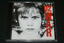U2 War OUT OF PRINT FAST SHIPPING!!! CD