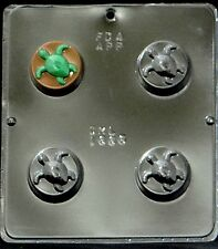 Sea Turtle Oreo Cookie Chocolate Candy Mold 1666 NEW