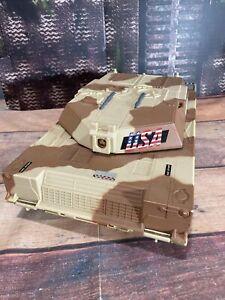 Galoob Tank & Base Play Set Micro Machines USMC 1993 Vintage W/ Tank