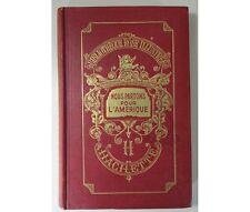 Champagnac - Nous partons pour l'Amérique. Ill par Cazanave. Hachette 1949