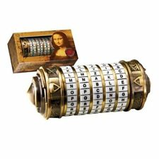 The Da Vinci Code Mini Cryptex Prop Replica