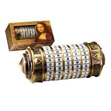 The Da Vinci Code Mini Cryptex Prop Replica