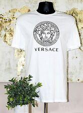 Versace T-Shirt New 2020 Summer Logo Medusa