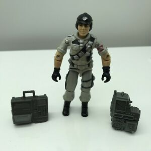 Figurine GI Joe Vintage  Mainframe  V1  - Hasbro 1986