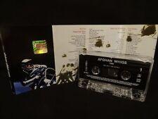 THE AFGHAN WHIGS 1965 / 1998 / MC CASSETTE (EX) SOUNDGARDEN, NIRVANA