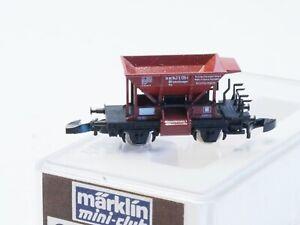 8624 Marklin Z-scale Talbot self-dumping car for maintenance work