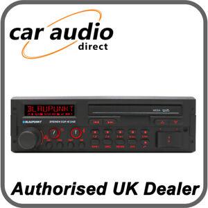 Blaupunkt Bremen SQR 46 DAB - Retro 80's Style Classic Car Stereo Bluetooth MP3