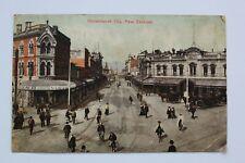 Vintage Postcard - Christchurch City , New Zealand .