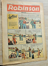 ROBINSON n°246 de 1941