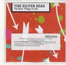 (DK620) The Silver Seas, The Best Things In Life - 2011 DJ CD