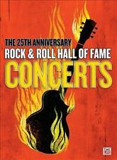 NEW The 25th Anniversary Rock & Roll Hall of Fame Concerts (DVD)