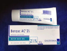 Acne Aid Try  Benzac 2.5% Benzoyl Peroxide Water Based Clears Acne&Blemishes