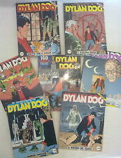 STOCK LOTTO 6 ALBI DYLAN DOG + 1 SPECIALE BONELLI