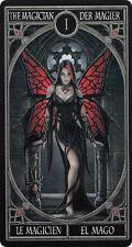 Fournier Anne Stokes Gothic Tarot Deck