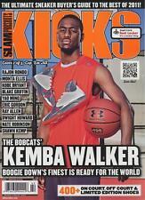 Slam Magazine - KICKS - 2011 Sneakers - KEMBA WALKER
