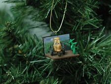 "Cars ""Tractor"" Crop Field Mini Christmas Ornament"