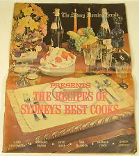 The Sydney Morning Herald Presents The Recipes of Sydney's Best Cooks 1963