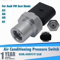 ARIA CONDIZIONATA A/C Sensore Interruttore a pressione per AUDI SEAT 4H0959126B