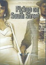 Criterion Collection Pickup on South Street 715515015028 DVD Region 1