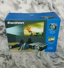 Excelvan led projector