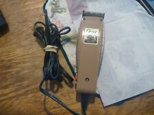 Vintage OSTER Adjustable Electric Hair Clipper Trimmer Model 284 Series A