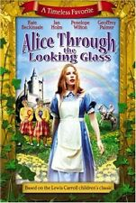 Alice Through The Looking Glass (1998) DVD, Kate Beckinsale, New, Factory Sealed