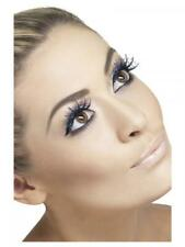 WOMEN'S  FASHION FANCY DRESS ACCESSORY FAUX FALSE  EYELASHES COMES WITH GLUE