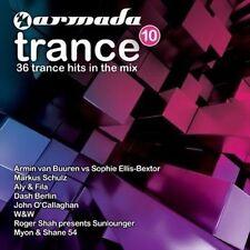 Dance & Electronica Trance Armada Mixed Music CDs