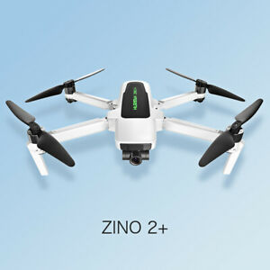 Hubsan Zino 2 Plus Drone HD 4K 5G Wifi APP FPV Camera 9KM 3Gimbal Quadcopter,BNF