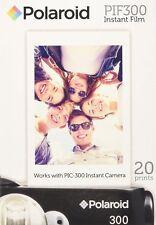 Polaroid PIC 300 Instant Film - 20 Prints In Retail Box Expiration 02/2019