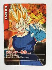 Dragon Ball Z Data Carddass Part 5 - 140-I