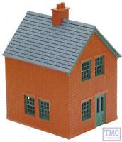 LK-14 Peco OO Gauge Station Houses brick type 2 In Pack
