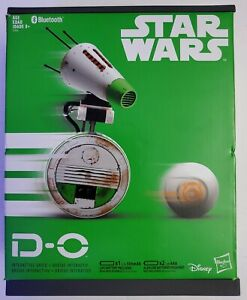 2019 Hasbro - Star Wars D-O Interactive Bluetooth Droid