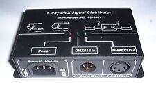 DMX  amplifier/ opto isolator  UK stock