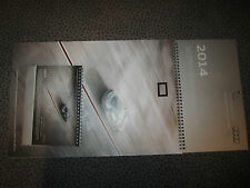 AUDI Wandkalender 2014 DIN A3 + Audi Tischkalender DIN A5