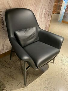 Camerich Furniture Noble Leisure Chair - Black Leather