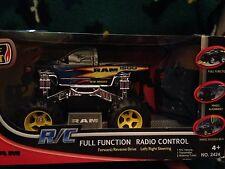 New Bright 1:24 Dodge Ram 1500 Radio Control 27MHz #2424 Ram Truck - New