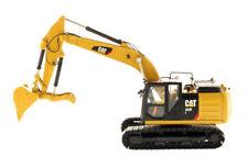 1/50 Caterpillar 323F L Hydraulic Excavator W/Thumb High Line Series 85924 Model