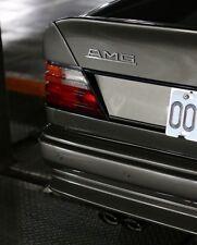 AMG Mercedes Pre Merger STYLE Classic R107 W124 W126 W116 emblem badge logo amg