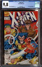 X-MEN #4 (1992 Marvel Comics) CGC 9.8 NM/M First Omega Red