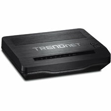 TRENDnet N300 Wireless ADSL2/2+ Modem Router for Wi-Fi Networks - TEW-722BRM