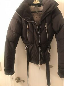 Stella Mccartney Ski Jacket Extra Small Black Purple