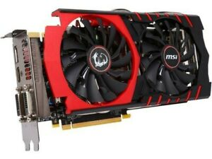 MSI Nvidia Geforce GTX 970 4GB Gaming Graphics Card