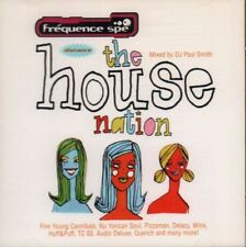 Various Electronica(CD Album)The House Nation-Distance-SUB 4846-2-EU-19-New